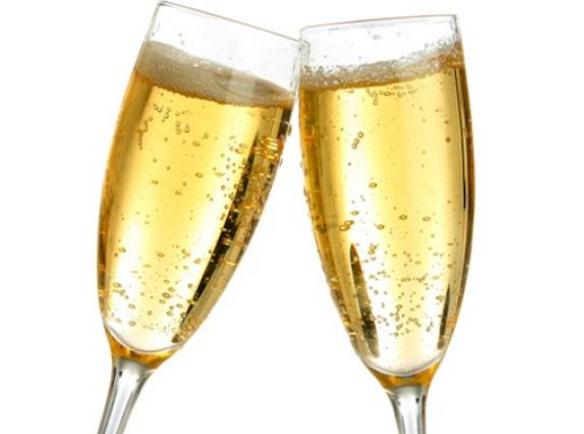 Bouteille de champagne 75cl - Le Moulin de Ducey
